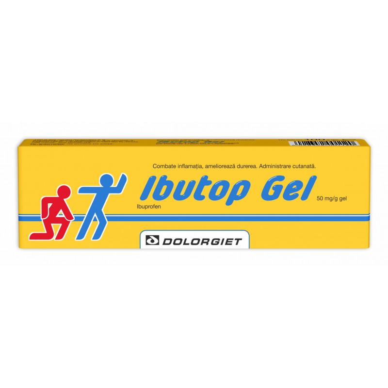 ibutop gel prospect durere în articulațiile cotului și mușchi