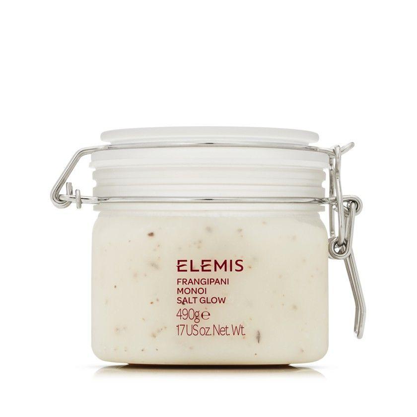 Elemis Frangipani Monoi Salt Glow Body Scrub 480g
