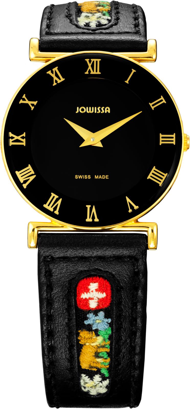 Ceas dama Roma Ethno cu carcasa din otel inoxidabil 31mm, curea din piele, mecanism Ronda 762, rezistent la apa 3 ATM