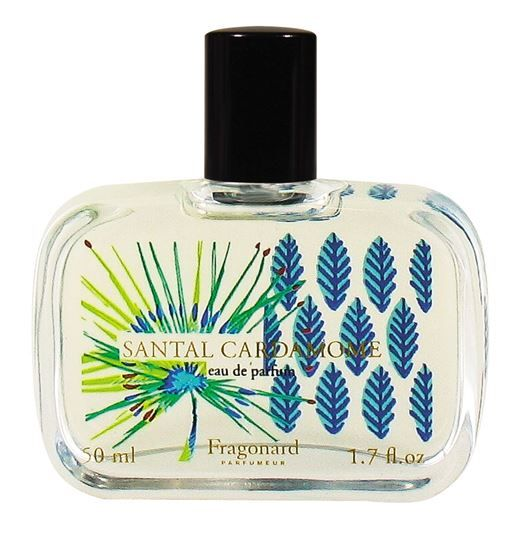 Santal Cardamome Apa de parfum  50ml