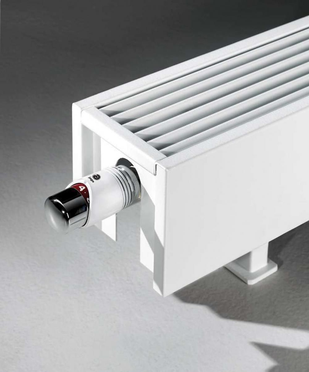 Calorifere Mini Freestanding 130x1000x80 mm, 329 W