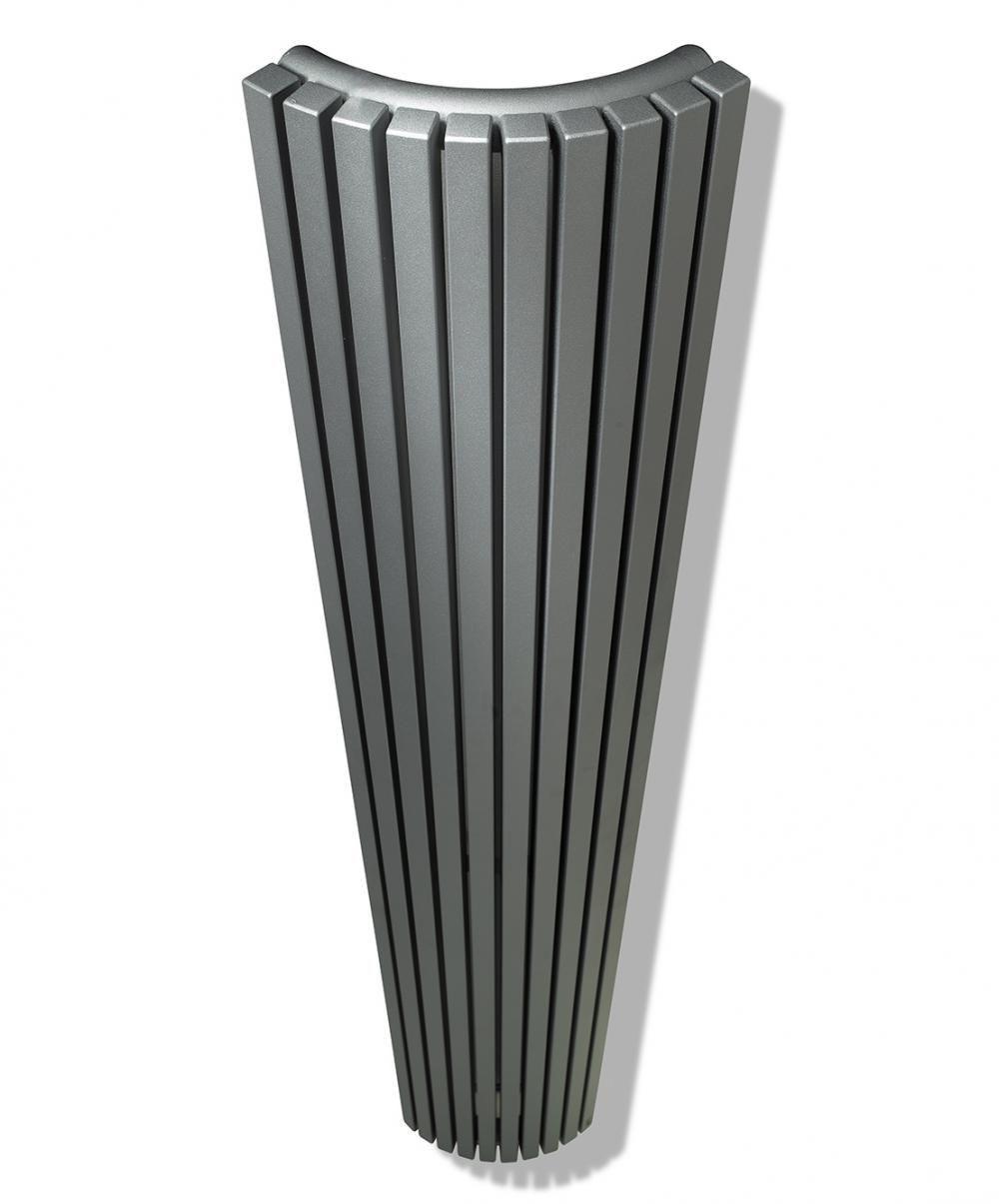 Calorifere decorative pentru colt Vasco Carre CR-A 2200x244 mm, 933 W