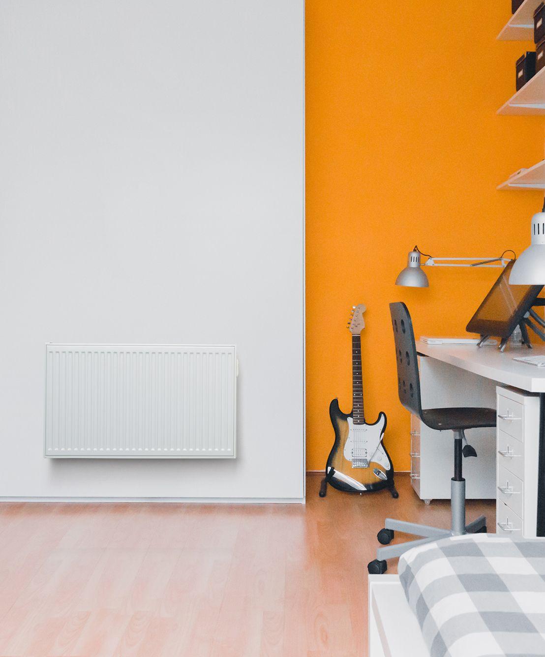 Calorifere electrice de perete Vasco E-Panel EP-H-RIB 600x600mm, 750W