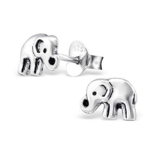 Cercei Elefanti din Argint 925