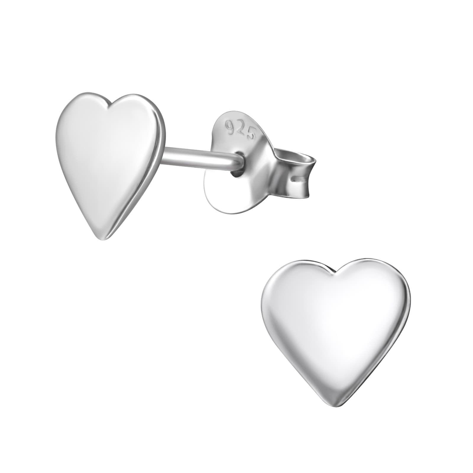 Cercei Love din Argint 925
