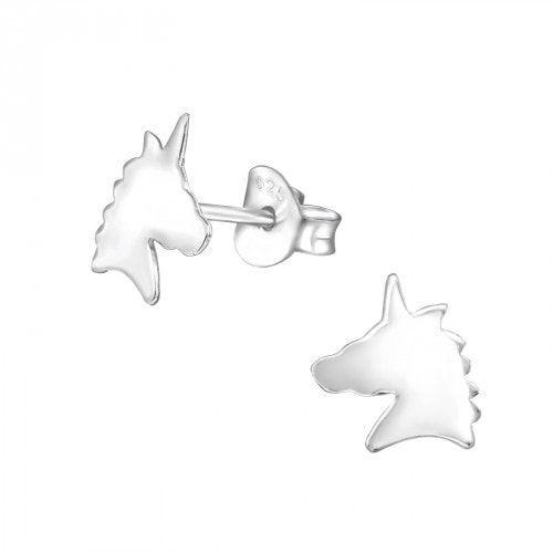 Cercei Unicorn din Argint 925
