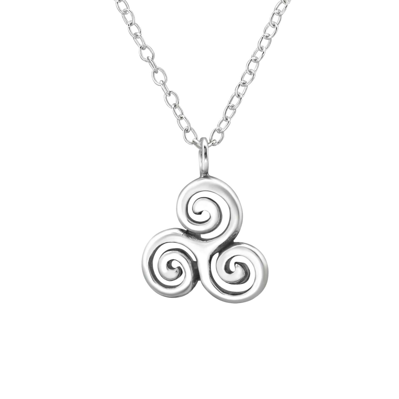 Colier Celtic din Argint 925