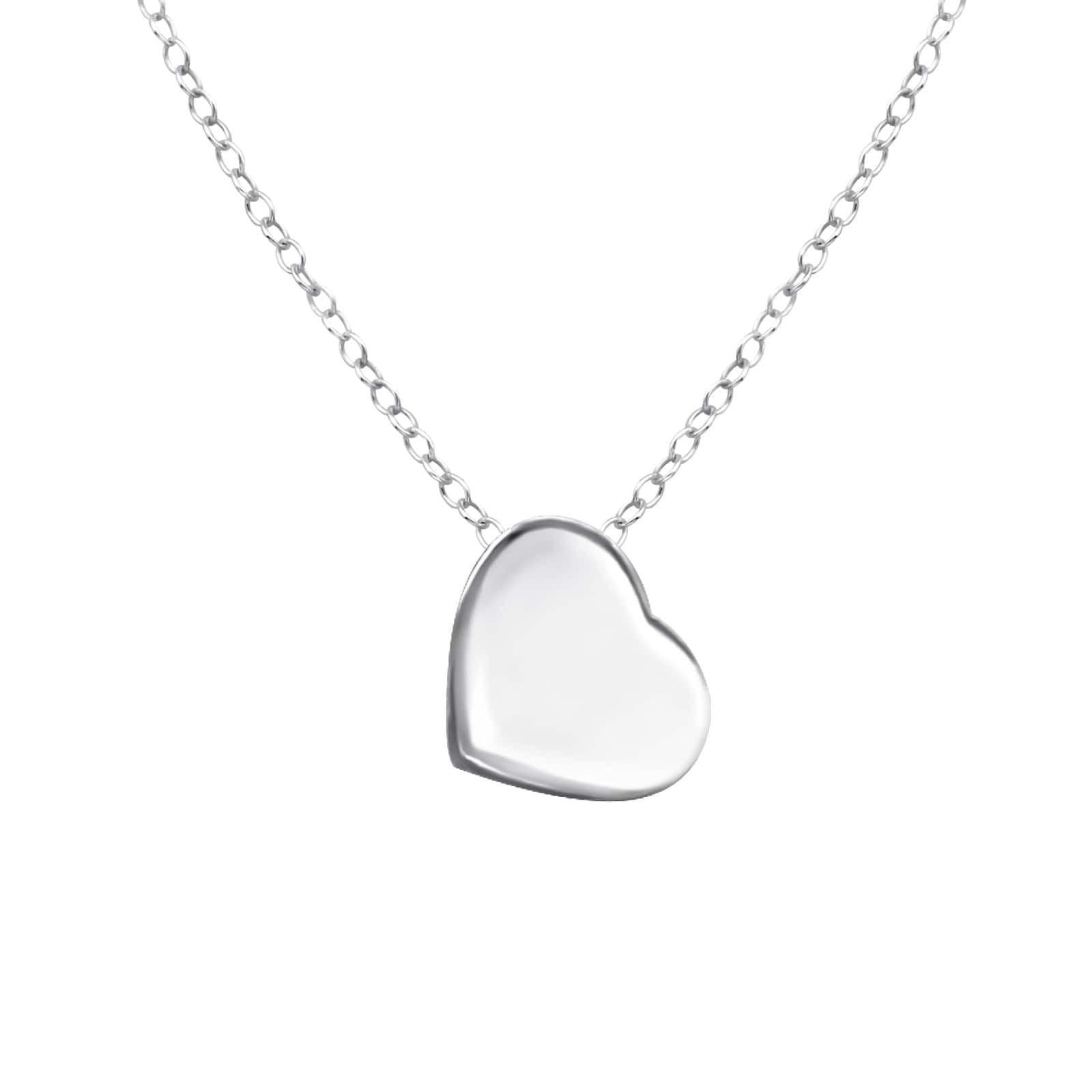 Colier Love din Argint 925