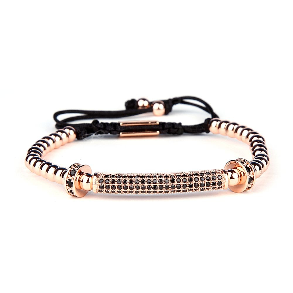Brooks Rose Gold 14K Bracelet