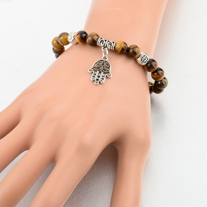 Brooks Agate Brown Fatima Hand Woman