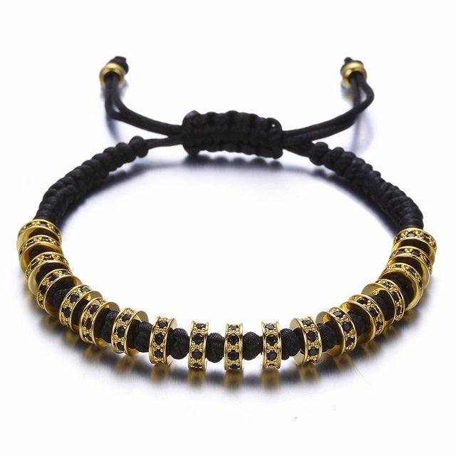 Brooks Gold 15 Zircon Rings