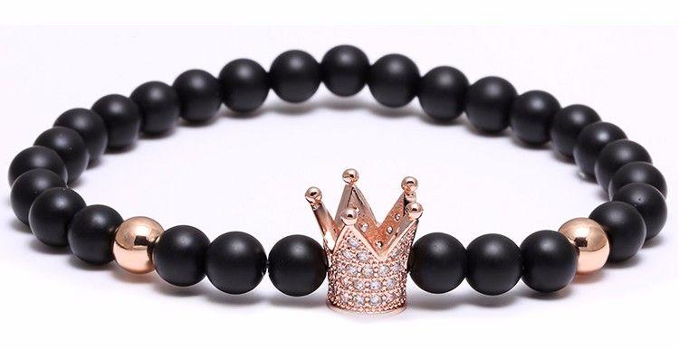 Brooks Rose Gold Crown