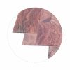 Granit Rosu Multicolor French Pattern 2cm
