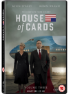 Culisele Puterii / House of Cards - Sezonul 3 - DVD (4 discuri DVD)