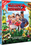 Sta sa ploua cu chiftele 2 / Cloudy with a Chance of Meatballs 2 - DVD