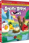 Angry Birds Toons Sezonul 1 Volumul 2 - DVD