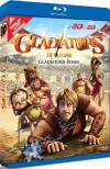 Gladiatorii Romei / Gladiators of Rome - BLU-RAY 3D si 2D