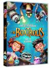 Boxtroli / The Boxtrolls - DVD