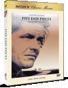 Cinci piese usoare / Five Easy Pieces - DVD
