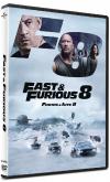 Furios si iute 8 / Fast & Furious 8 - DVD