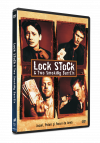 Jocuri, poturi si focuri de arma / Lock, Stock and Two Smoking Barrels - DVD