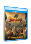 Jumanji: Aventura in jungla / Jumanji: Welcome to the Jungle - BLU-RAY 3D + 2D