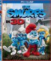 Strumpfii (Strumfii) 1 / The Smurfs 1 - BLU-RAY 3D/2D