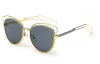 BROOKS BUTTERFLY GOLD FRAME