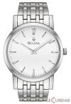 Ceas Bulova 96A115 Dress Silver White Dial Barbatesc