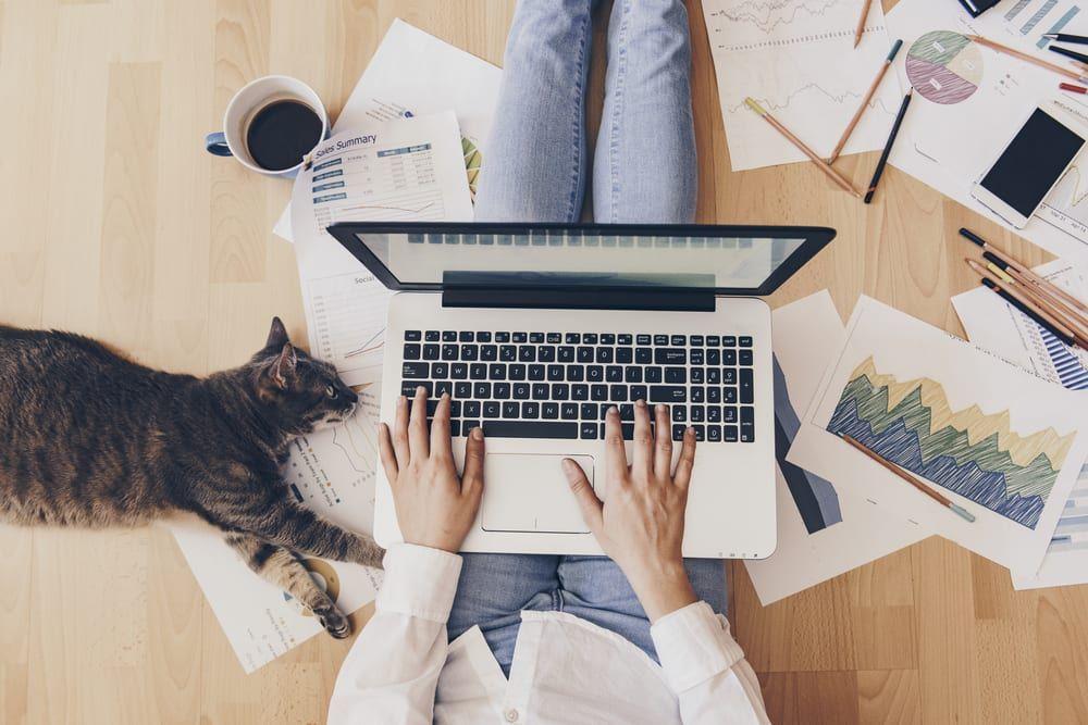 cum poți lucra acasă