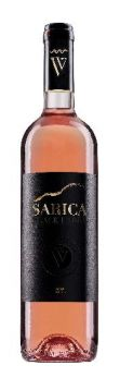 SARICA BLACK LABEL ROSE DEMISEC 2017 - VIA VITICOLA SARICA NICULITEL