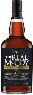 ROM THE REAL McCOY 12 ANI - 70cl