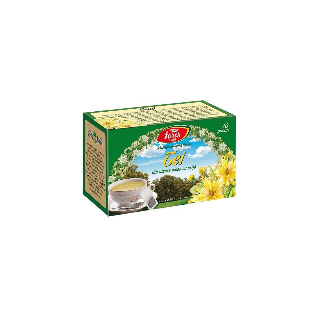 Ceai detoxifiere, 50 g, Alevia : Farmacia Tei online