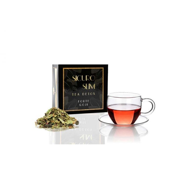 Ceai anticelulitic Cocktail Tea Sicuro Slim