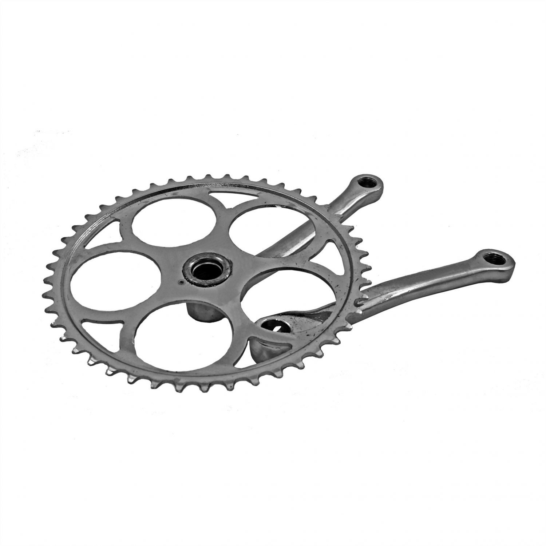 Angrenaj pedalier 46T ax rotund 340001