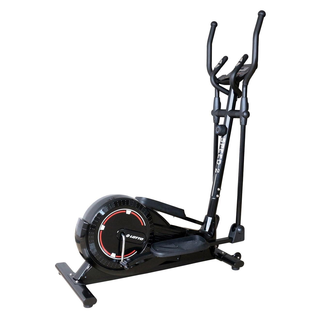Bicicleta eliptica LOTTO FITNESS Speed 2