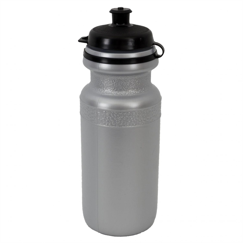 Bidonas apa 500 ml gri / negru RT-013500
