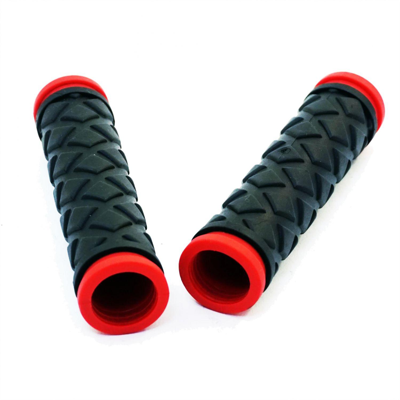 Mansoane cauciuc 430008 / G73 culoare negru / rosu