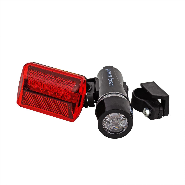 Set far si stop  RT-420013, 5 leduri, alimentare cu baterii