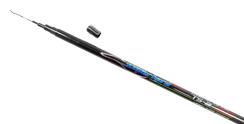Undita 4 m SUPER HARD Carbon 98%, cod  F8100005