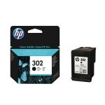 Cartus HP 302 F6U66AE Black