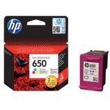 Cartus original HP 650 Color CZ102AE 5ml