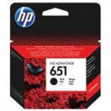 Cartus HP 651 C2P10AE Negru