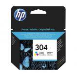 Cartus original HP 304 N9K05AE Color