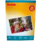 Hartie foto Kodak A4 Matte 180g/mp pachet 50 coli
