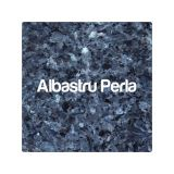 Blat Granit Albastru Perla, decupaj rotund