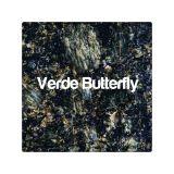 Blat Granit Verde Butterfly, decupaj rotund