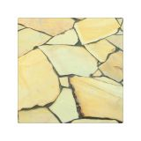 Piatra naturala Crazy Paving Lemon Thin  1cm