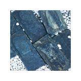 Piatra naturala gneiss verde 10LL hand made