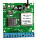 Controller GSM SEKA SMS